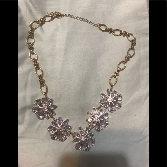 Avon Jewelry - Dancing shimmer statement necklace
